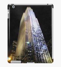 30 Rock NYC iPad Case/Skin