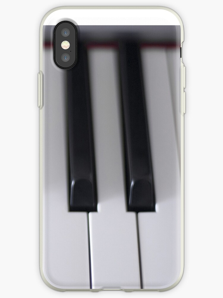 Piano iphone case  by Elaine Manley