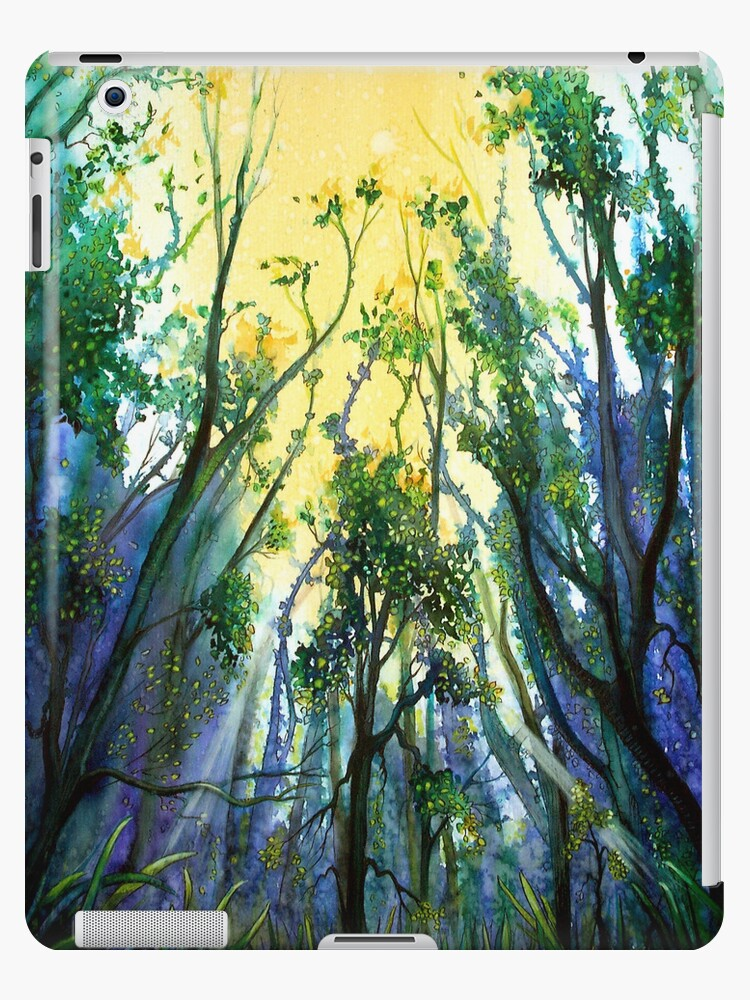 'BRANCHING OUT' IPAD CASE by Linda Callaghan