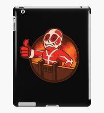 Titan boy iPad Case/Skin