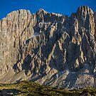 Dolomite Panorama - Val Civitta - Rifugio Tisi by David Galson