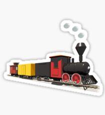 The Fantasyland Express tee No. 2 Sticker