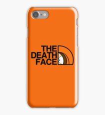 The Death Face iPhone Case/Skin