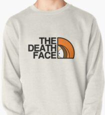 Sudadera cerrada La cara de la muerte