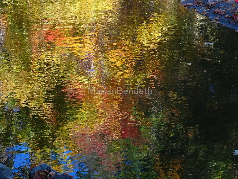 River sprinkles by MarianBendeth