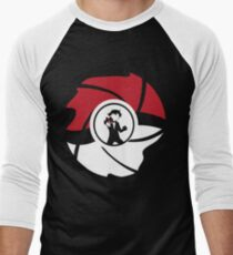 From Pallet Town With Love Men's Baseball ¾ T-Shirt