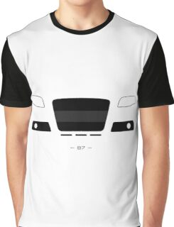 B7 simple front end design Graphic T-Shirt