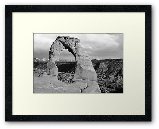 Delicate Arch by Sylwester Zacheja