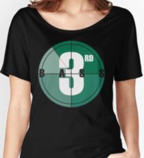 """3rd Bass """"Steppin' to the A.M."""" Women's Relaxed Fit T-Shirt"""