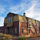 Arrowhead Barn by Greg Belfrage