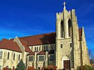 East Side Lutheran by Greg Belfrage