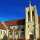 East Side Lutheran by Greg Belfrage