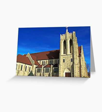 East Side Lutheran Greeting Card