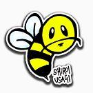 Buzzwad by usagiartist