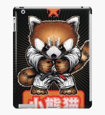 Red panda 1 iPad Case/Skin