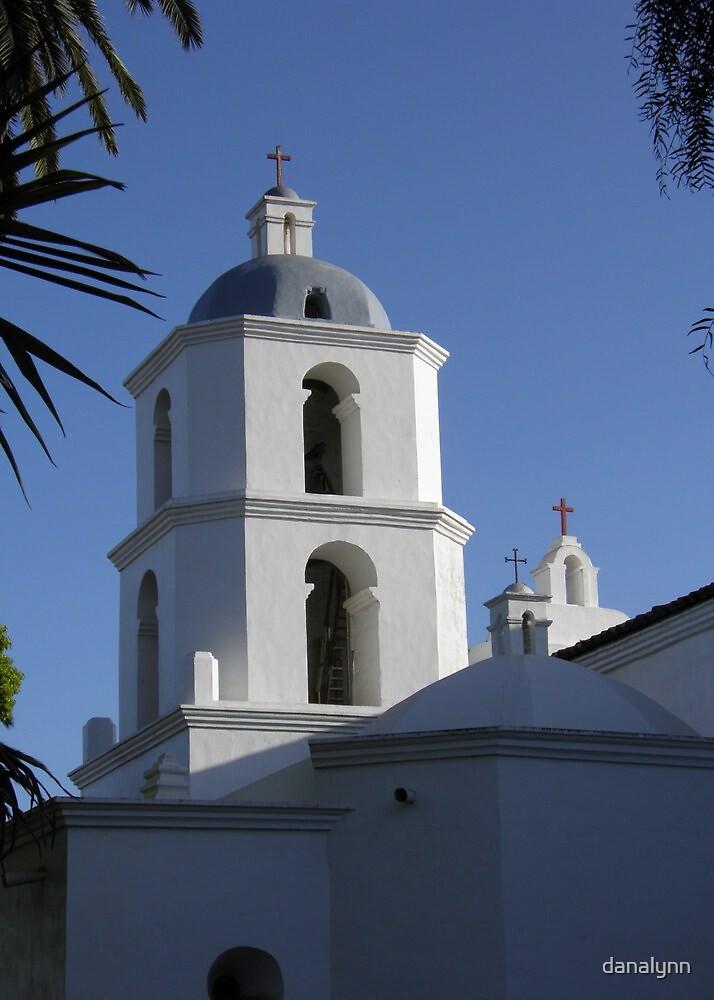 California cathedral by danalynn