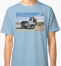 Be Careful - You Never Know What You Might Find In The Desert Classic T-Shirt