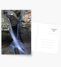 Rainforest Waterfall Postcards