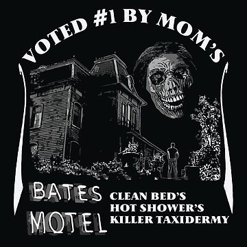 Bates Motel is my mom's choice by devildrexl