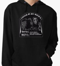 Bates Motel is my mom's choice Lightweight Hoodie