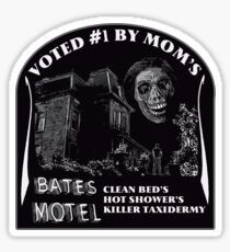Bates Motel is my mom's choice Sticker