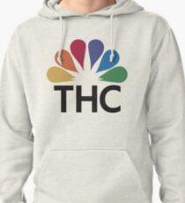 Sudadera con capucha THC