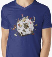 Title Fight Men's V-Neck T-Shirt