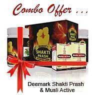 Shakti Prash Musli Active Combo by teleone