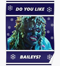 Do you like Baileys? - Old Gregg Poster
