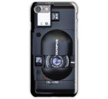 Olympus XA iPhone  case iPhone Case/Skin