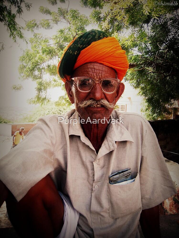 Wise Old Man by PurpleAardvark