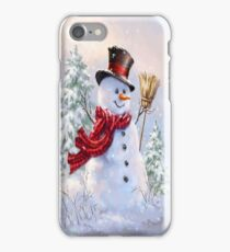 Another Snowman Christmas iPhone Case/Skin