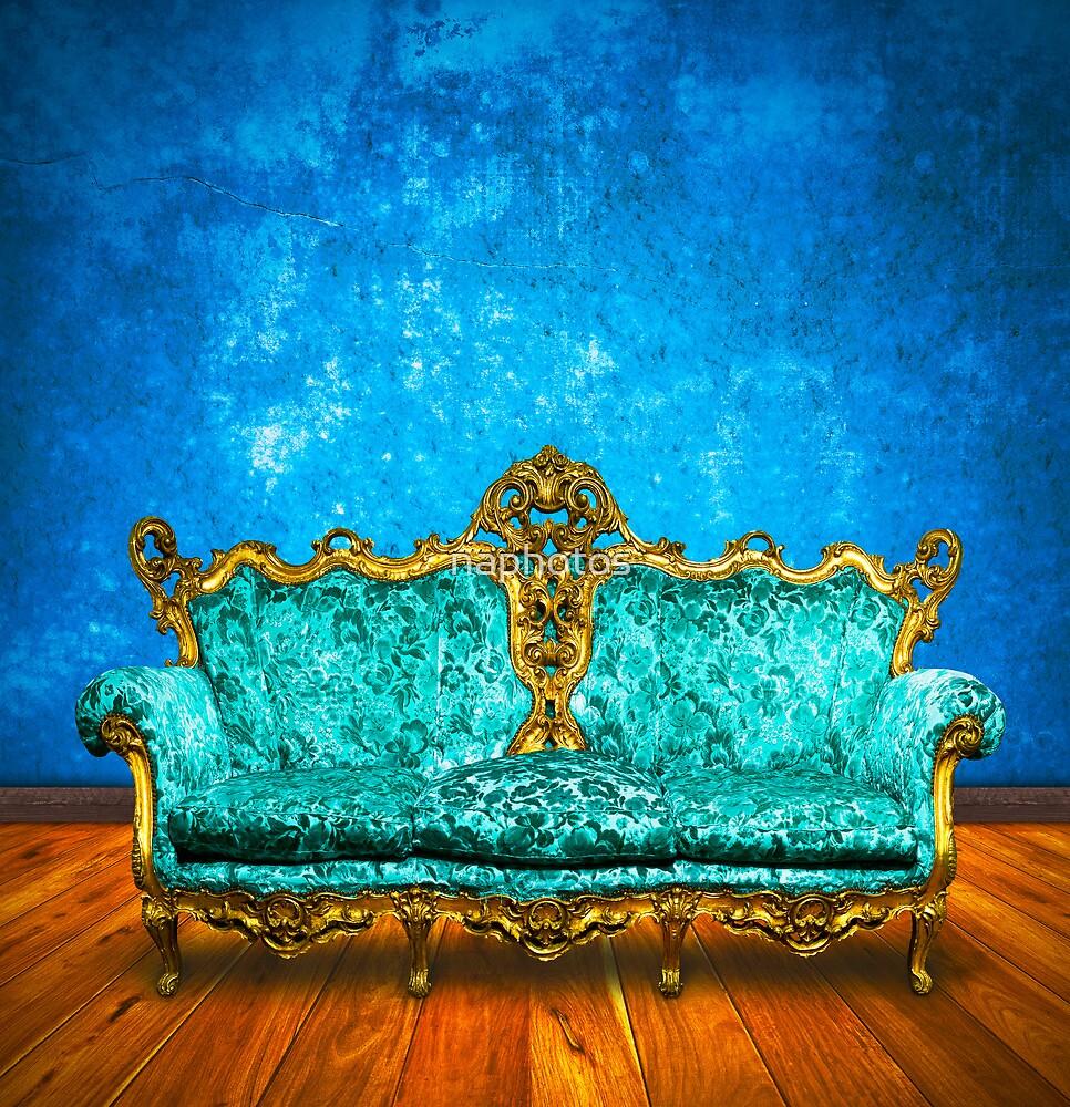 victorian sofa by naphotos