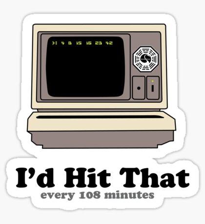 I'd Hit That Sticker