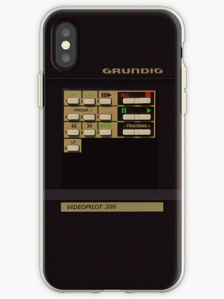 GRUNDIG VIDEOPILOT 386 remote control by astralsid