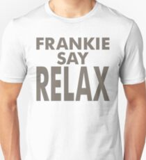 Camiseta unisex FRANKIE SAY RELAX