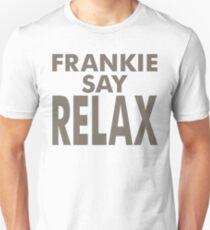 FRANKIE DIT RELAX T-shirt ajusté