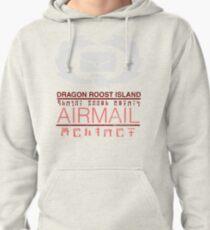 Zelda Wind Waker - Dragon Roost Island Airmail Pullover Hoodie