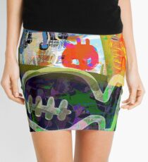 UNGABUNGA Mini Skirt