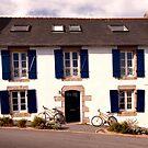 Inn, Brittany  2012 by Frank Bibbins