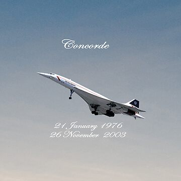 Concorde iPad by CatherineV