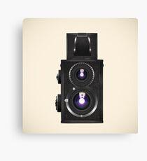 toy camera Canvas Print