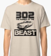 302 - The Number of the Beast Classic T-Shirt