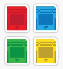 PIXEL CARTRIDGE Sticker