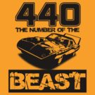 440 - The Number of the Beast by Steve Harvey