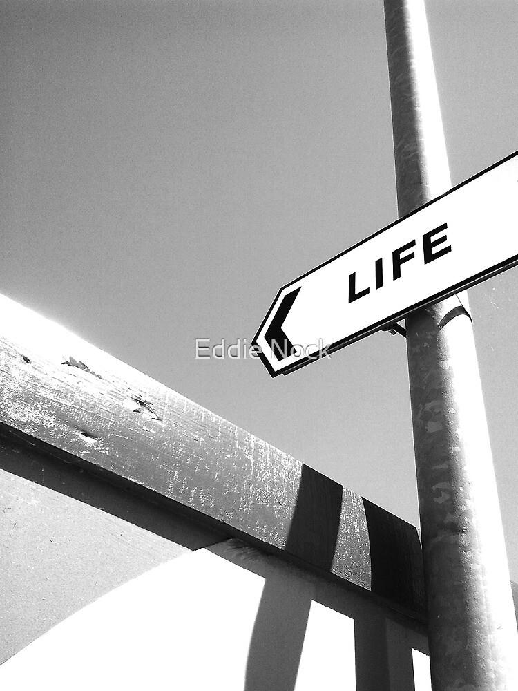 Sign of life by Eddie Nock