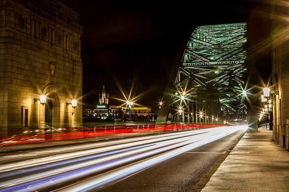 Tyne Bridge, Newcastle-Upon-Tyne  by Richard Davison