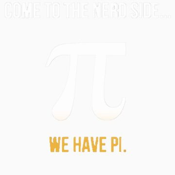We Have Pi. by shahramss