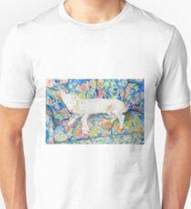 Zoe the Great Dane Pup #2 Unisex T-Shirt