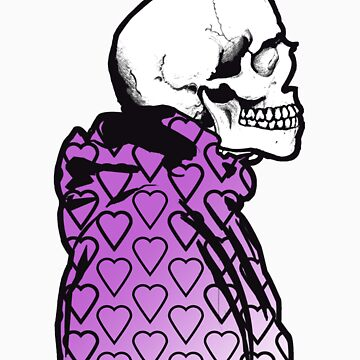 Skull Purp by Townsley-Art